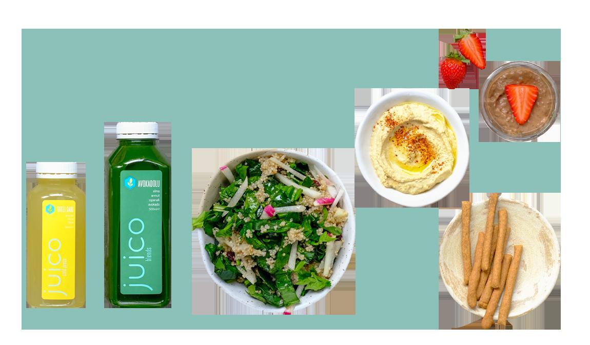 5 Day Diet Pack - Wednesday Start