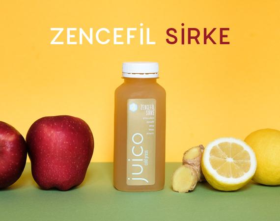 Zencefil Sirke